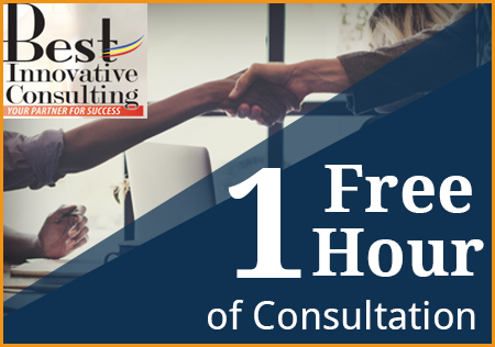 1 Free Hour of Consultation